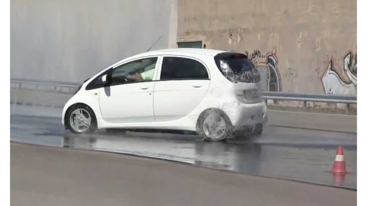 NHSTA: 1,800+ Mitsubishi i-MiEV Recalled In US For Brake Issues