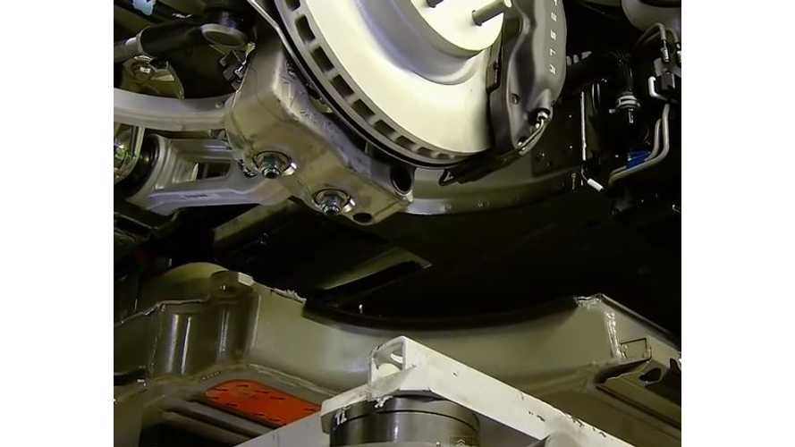 "Tesla Model S Stars On ""How It's Made"" - Video"