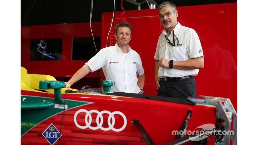 Audi Completes Takeover Of Abt Formula E Team