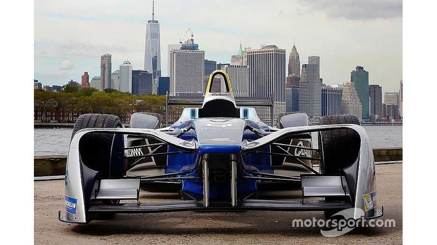 """Extremely Positive"" Reactions To Power Increase For Season 4 Of Formula E"