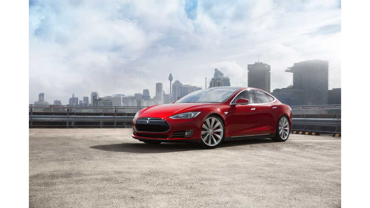 IIHS: Tesla Model S Crash Avoidance Features Can Reduce Injury, Damage Claims
