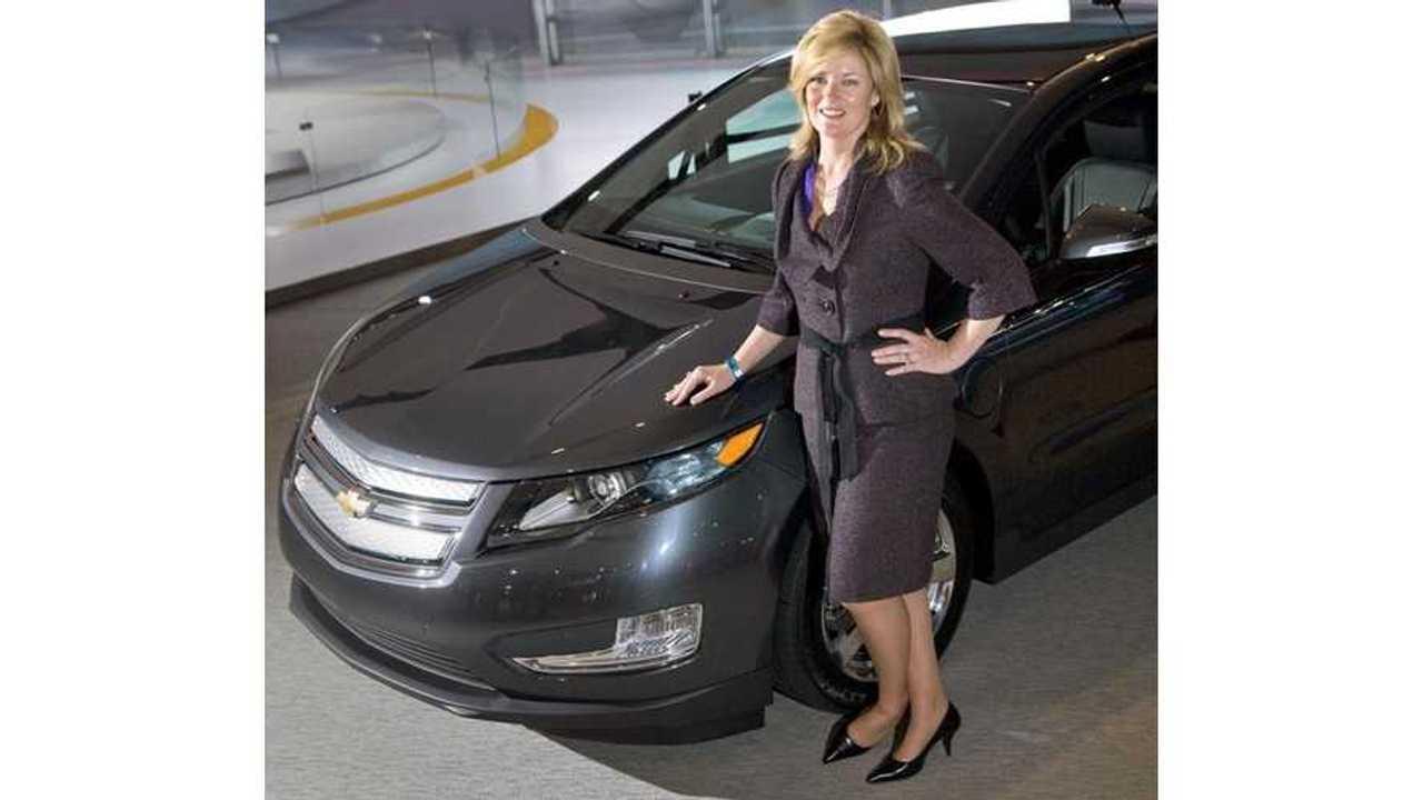 GM Appoints Pamela Fletcher To VP Global Electric Vehicle Programs