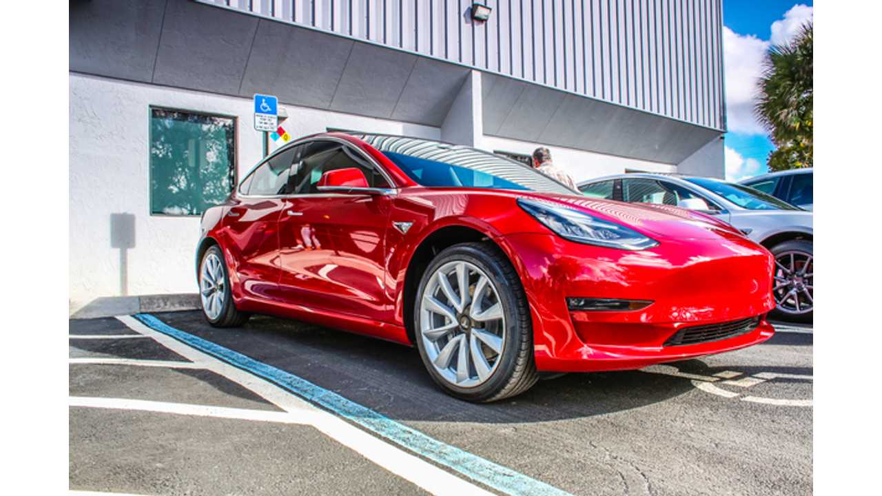 Check Out Amazing Photos And Video Of Packed Tesla Model 3 Event