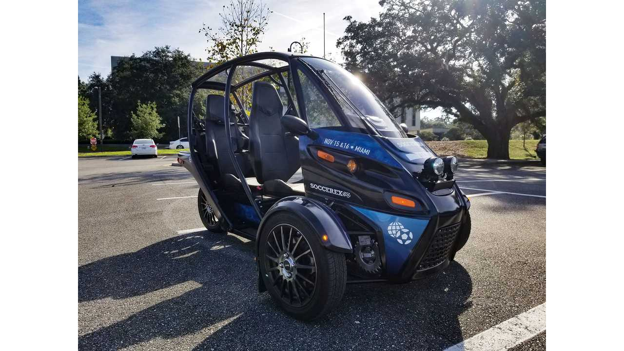 Arcimoto Gets $4.5 Million In Funding For Electric Trike