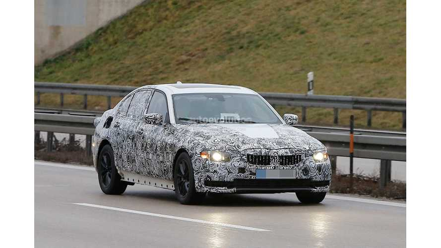 Pure Electric BMW 3 Series, X4 and Mini Claimed To Be In The Works
