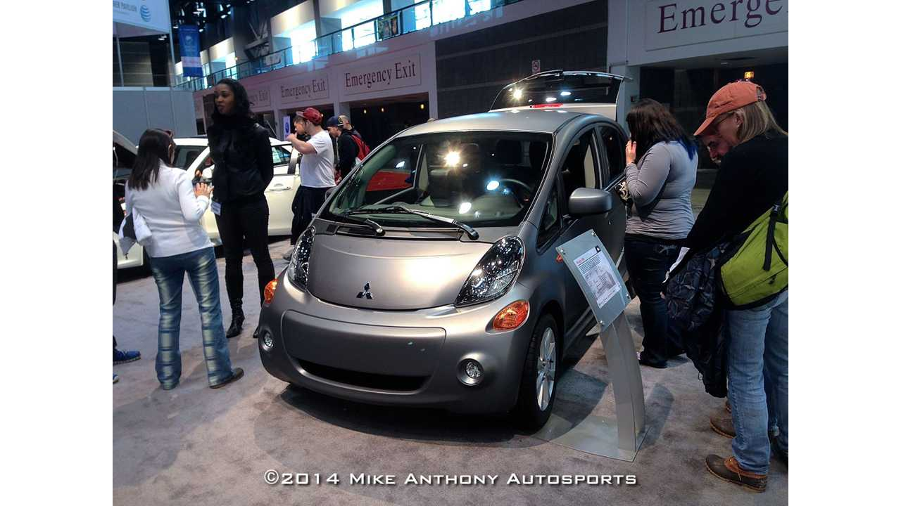 2014 Mitsubishi i-MiEV Available Now - Pricing, Options, Features, Etc.