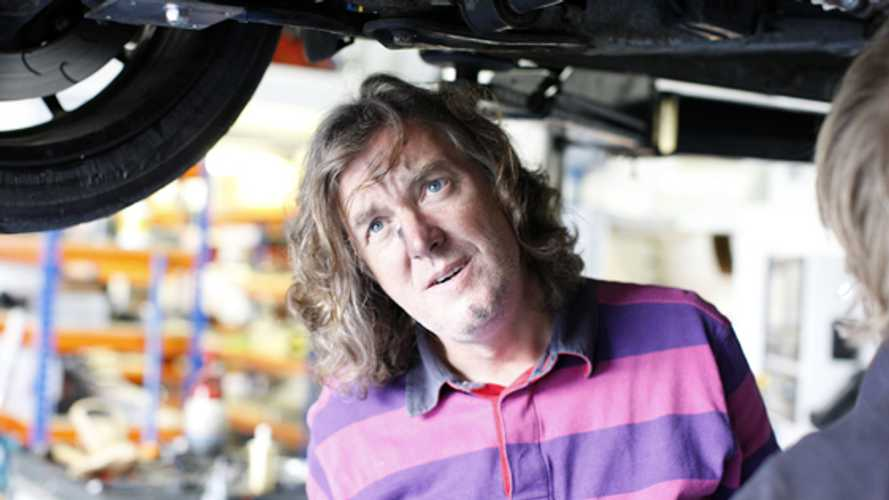 Top Gear's James May Is Buying A BMW i3 REx
