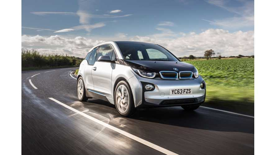 Go Ultra Low EV Challenge Featuring BMW i3 - Video