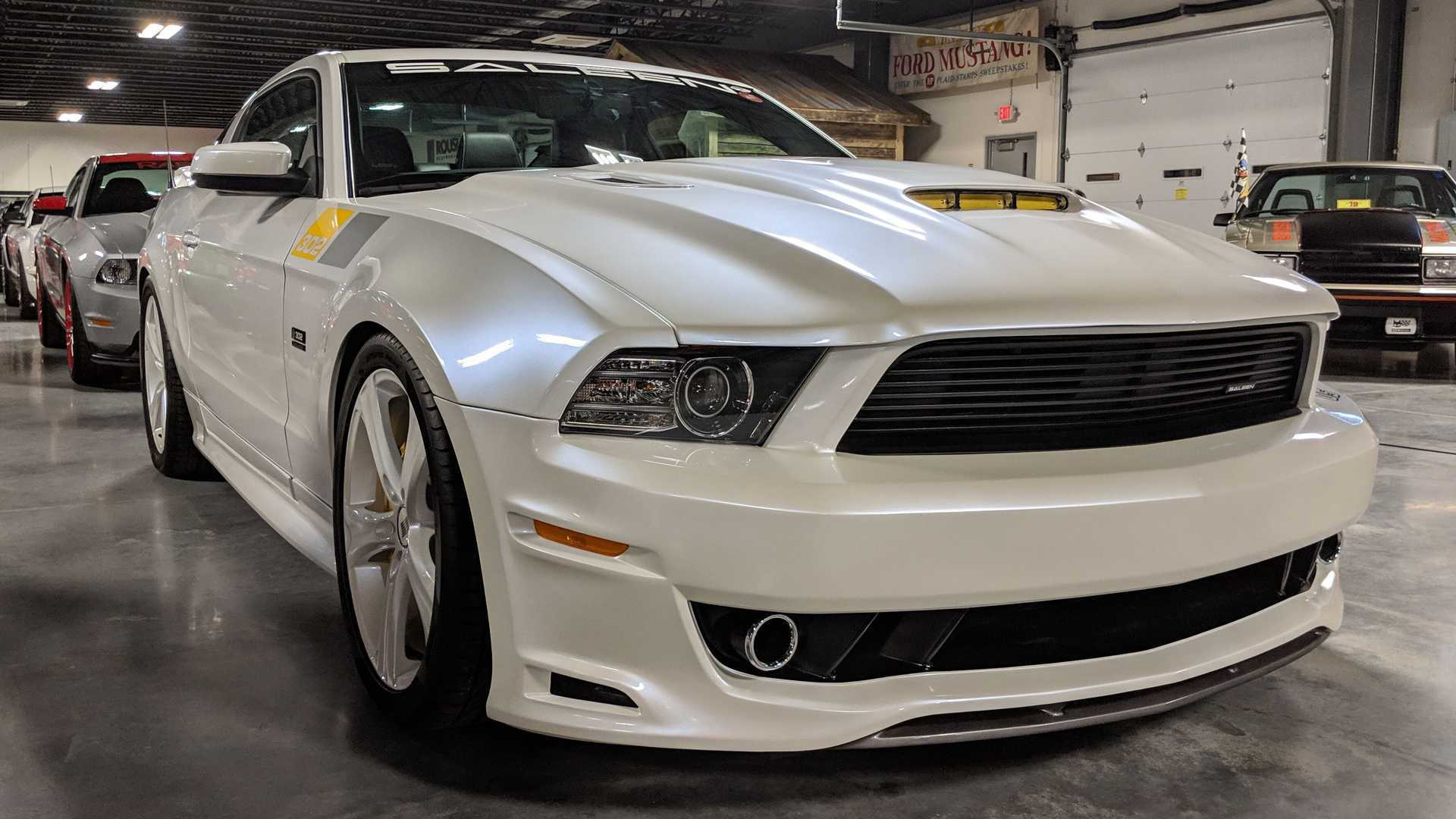 mustang owners
