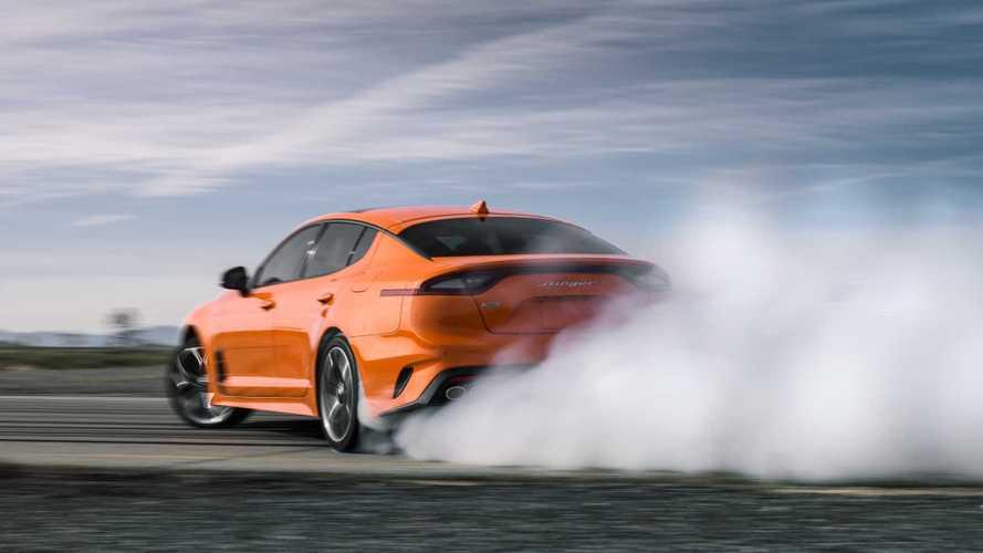Kia Stinger GTS - Série spéciale pour amateurs de drift