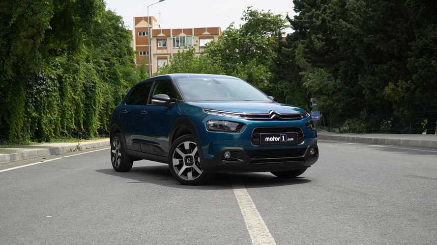 2019 Citroën C4 Cactus 1.5 BlueHDi EAT6 Shine