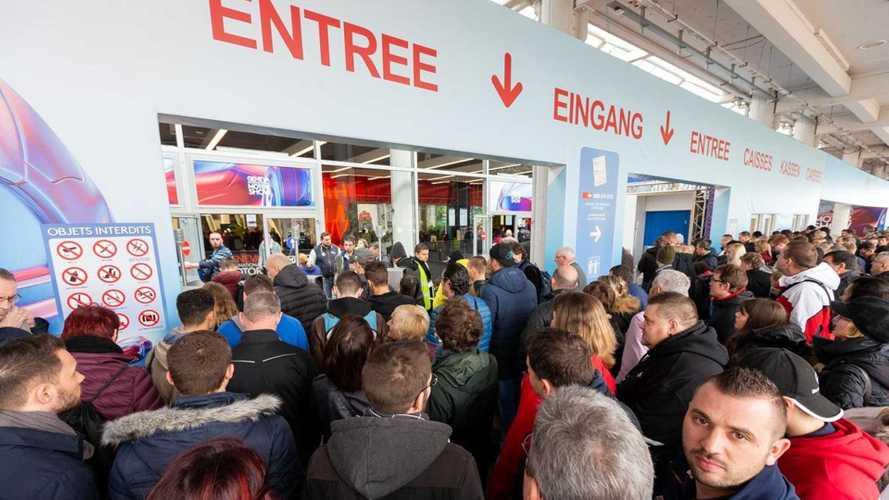 Salone di Ginevra 2020, nessuna emergenza coronavirus in Svizzera