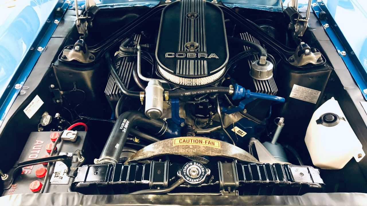 Sound The Alarm For This 1968 Ford Mustang Shelby GT500