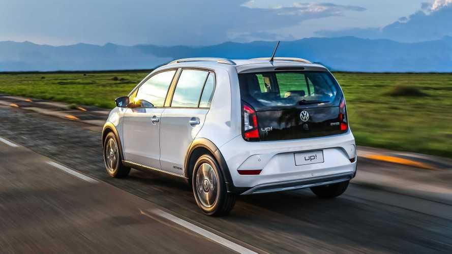 Volkswagen up! e Fox deverão sair de linha em 2020; marca nega