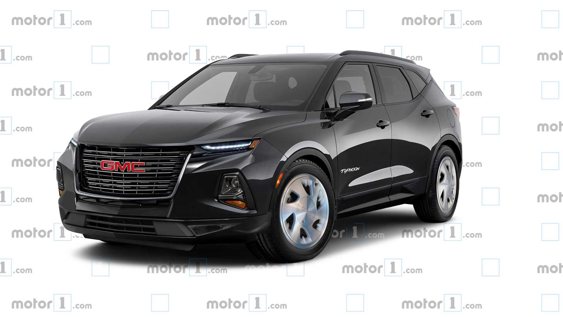 2021 Chevrolet Trailblazer Debuts As GM's Newest Compact ...