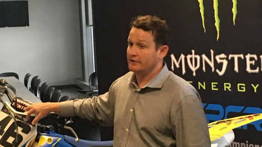 Ricky Carmichael On Getting Started In Dirt Riding