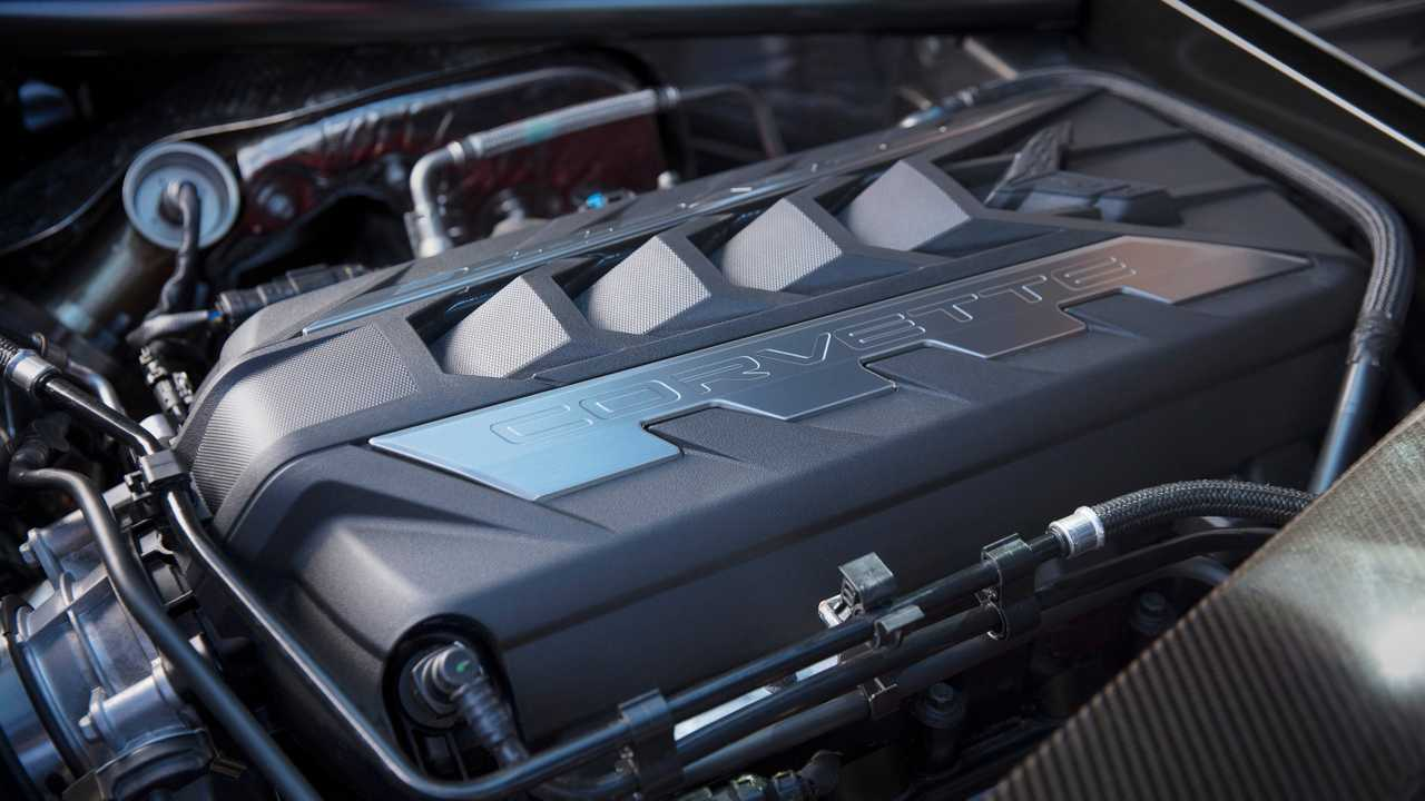 2020 Corvette Stingray Engine, Gearbox Explained By GM ...