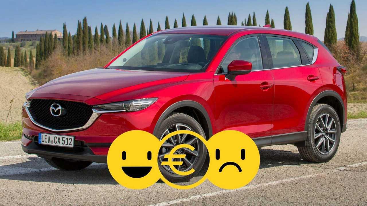 Promozione Mazda CX-5 luglio 2019