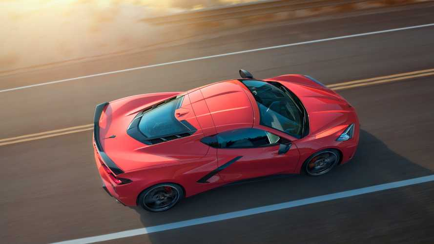 2020 Corvette Stingray Almost Had A Split Rear Window: Report