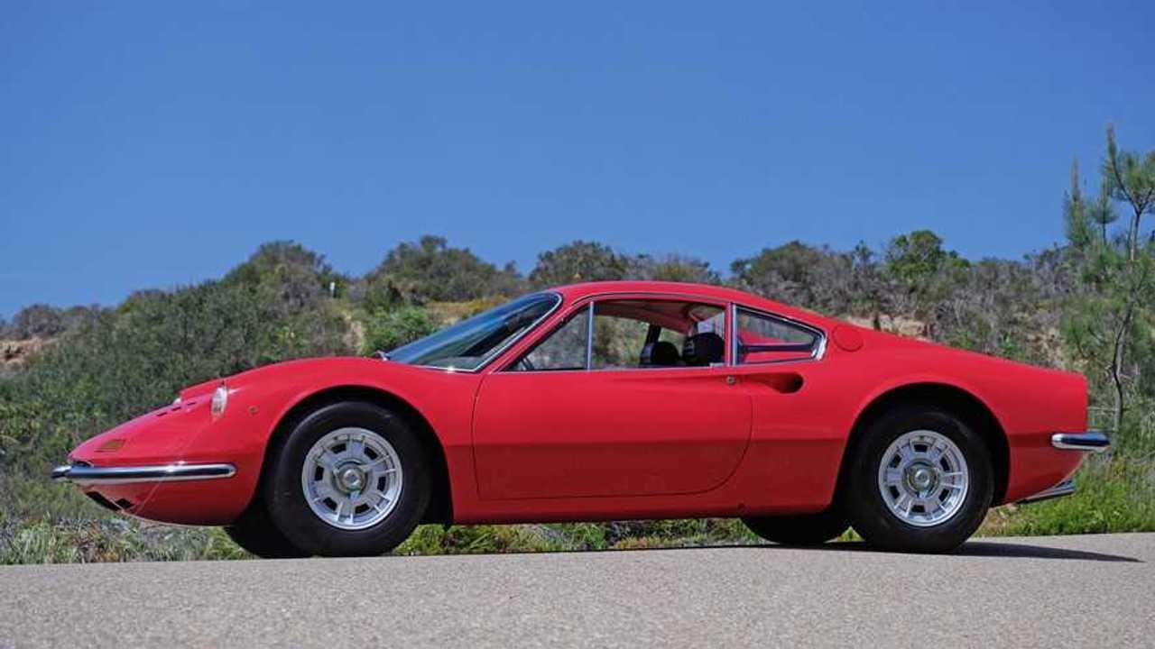 1970 Ferrari Dino 246 GT L Model