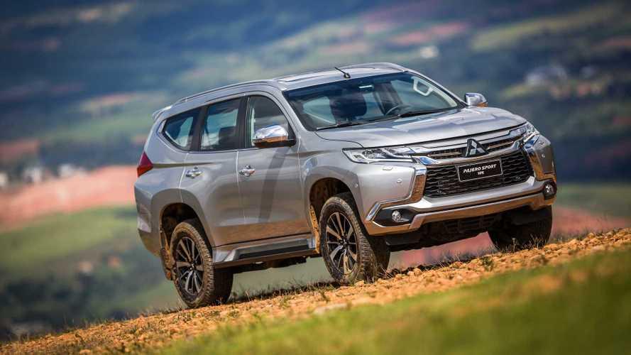Primeiras impressões: Mitsubishi Pajero Sport é um bruto atualizado