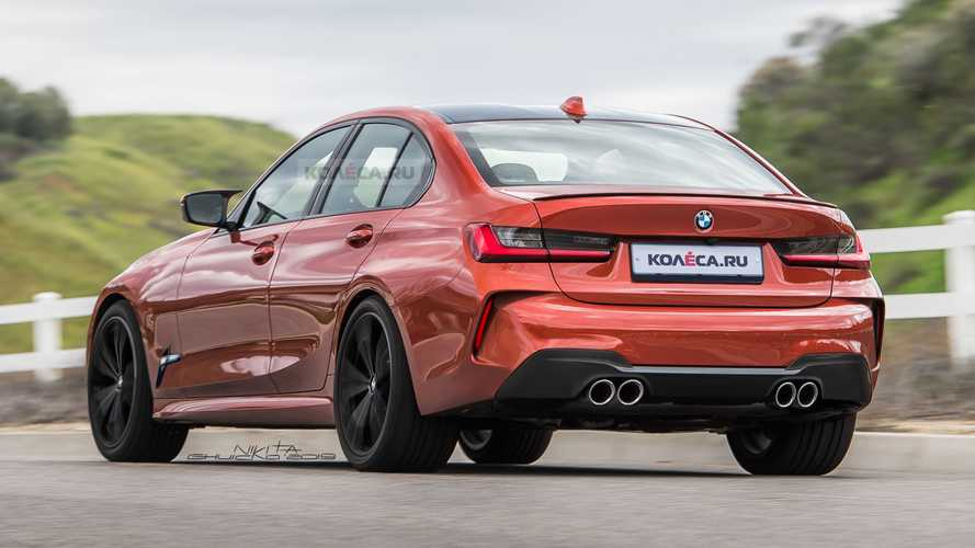 2020 BMW M3 Renderings