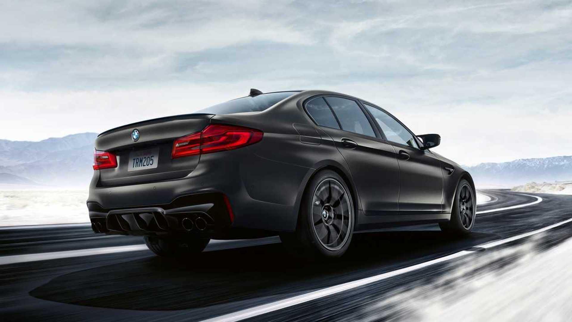 Революция: BMW M5 станет 1020-сильным электрокаром