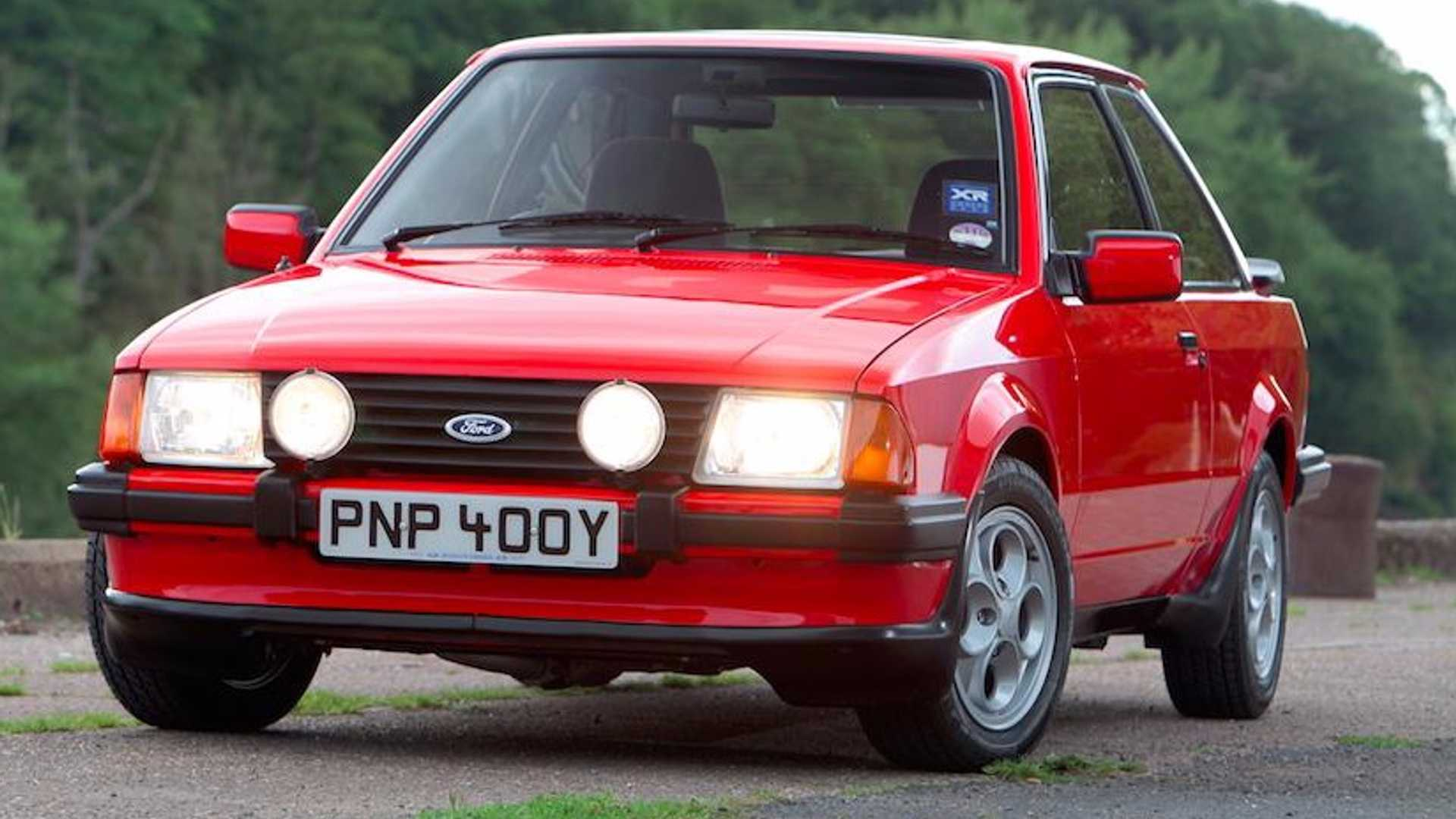 Ford Escort Mk3 XR3, XR3i & RS1600i Buying Guide | Motorious