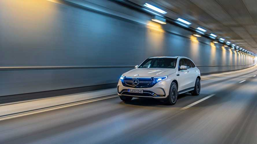 Mercedes-Benz Announces Starting Price For EQC Electric SUV In U.S.