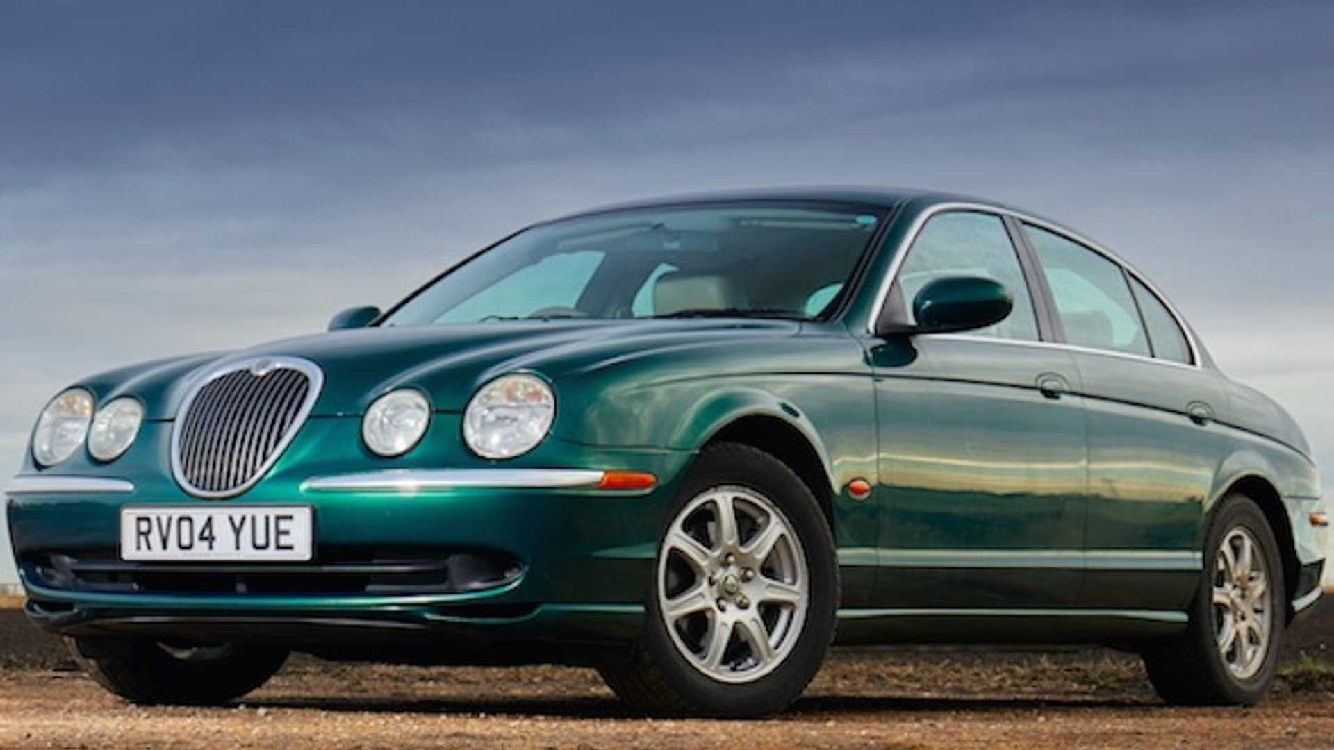 2003 Jaguar S Type R Supercharged