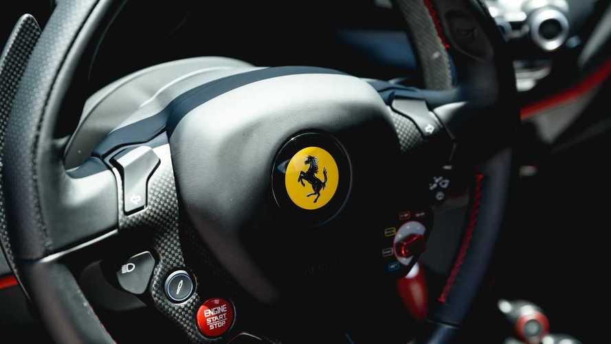 Ferrari ne fera pas de voiture autonome