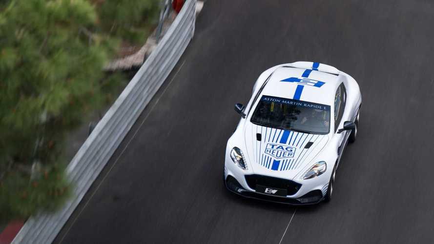 Aston Martin Rapide E'nin üretimi başlamadan bitti mi?