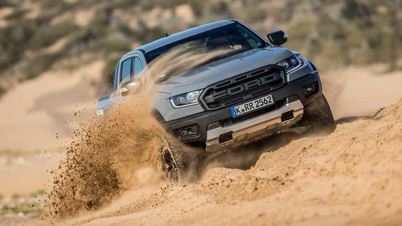 Ford Ranger Raptor 2019, primera prueba