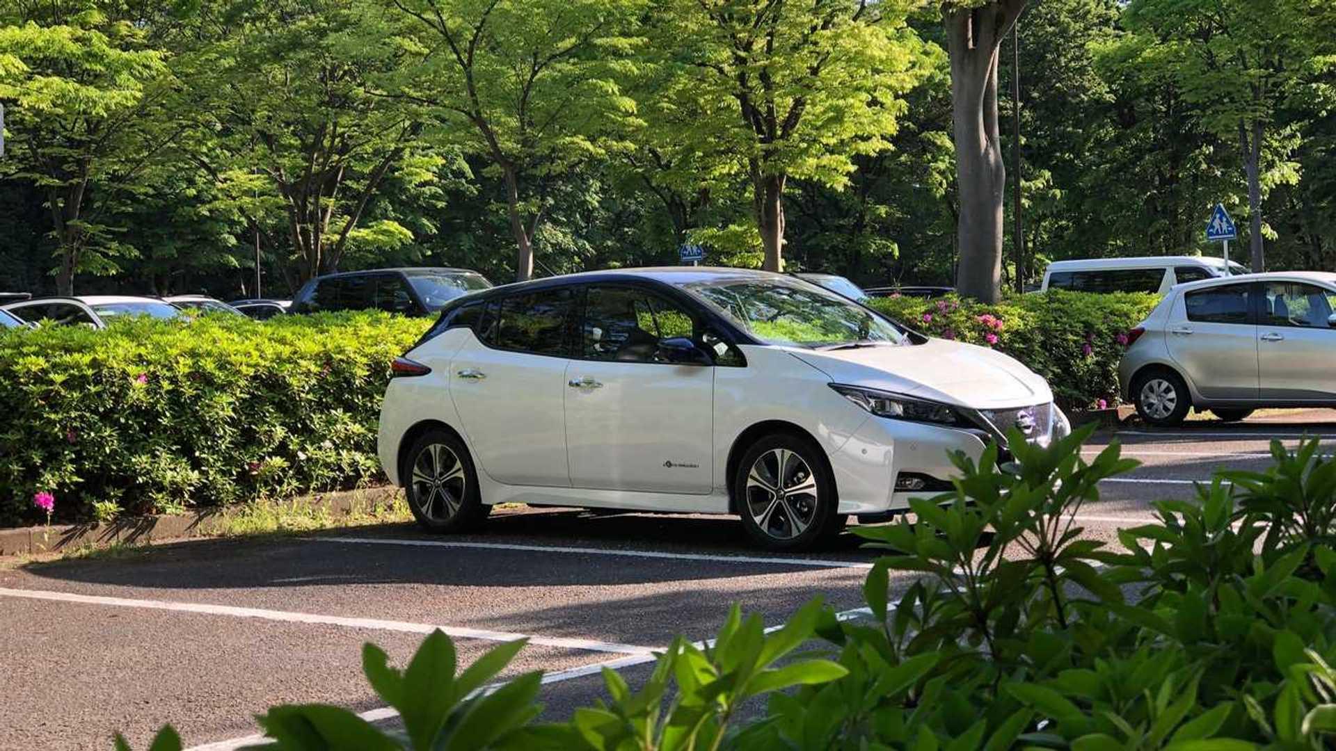 Nissan LEAF Scored Its Best April Sales Result In Japan