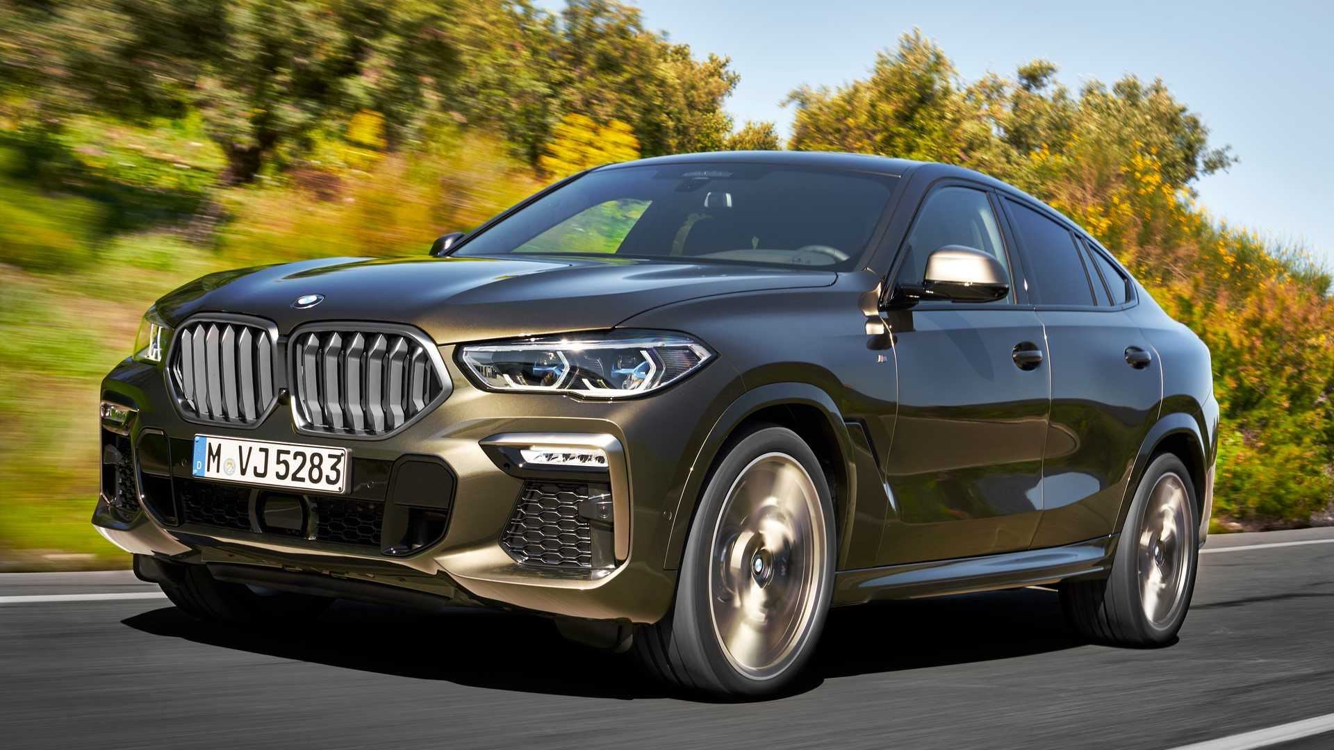2020 BMW X6 Price and Release date