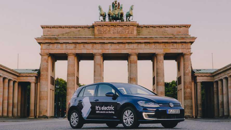 WeShare, a Berlino debutta il car sharing elettrico firmato Volkswagen