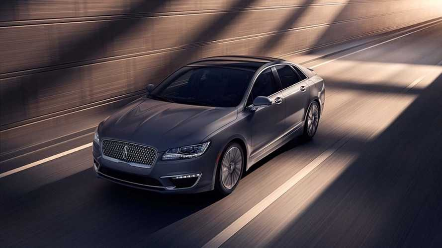 Lincoln Announces MKZ Will Retire This Year