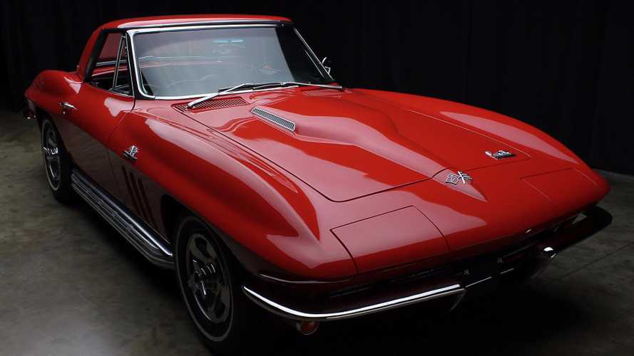 Could This 1966 Corvette Be Any More Perfect?