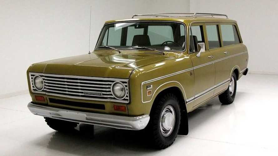 All-Original 1975 Travelall 150 Is Ready Roads Less Traveled