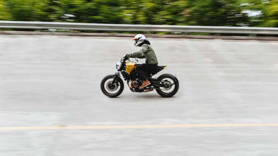 Hookie Co. Grasshopper: 2016 Yamaha XSR700