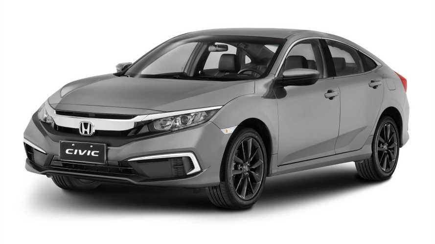 Vídeo: O que perde o Honda Civic LX 2020 para custar menos de R$ 100 mil?