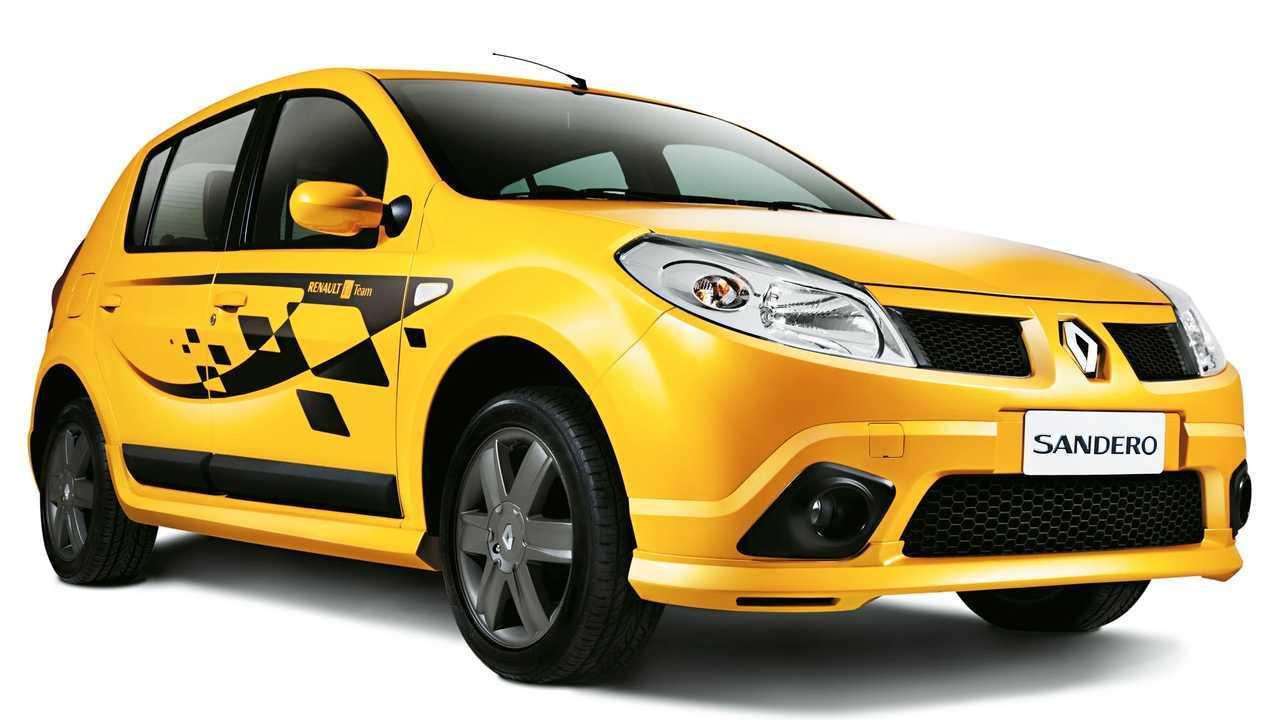 Renault Sandero F1 Team