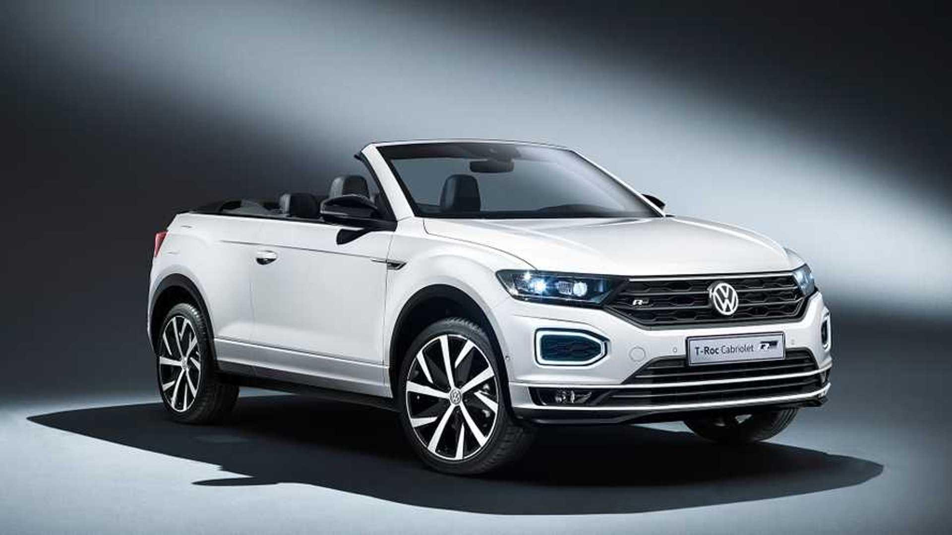 Volkswagen'in tek cabrio aracı üretime girdi