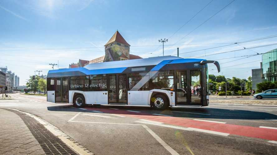Venice Orders 30 Electric Buses From Solaris