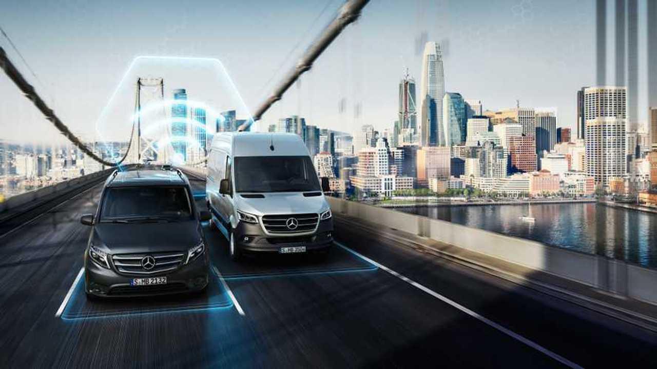 Mercedes PRO Connect