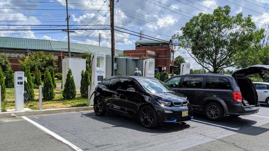 Electrify America Opens First High-Speed DC Fast Charger In New Jersey