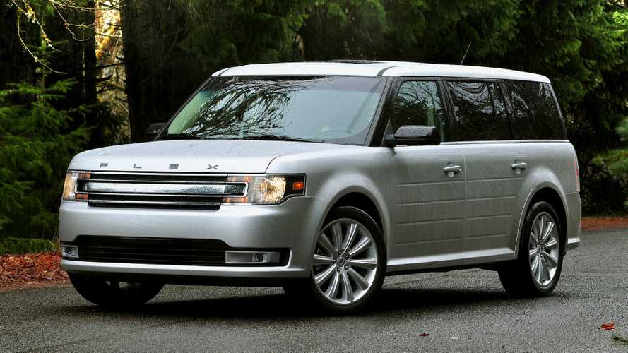 Ford Flex Is Officially Dead And Never Coming Back