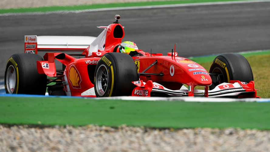Schumacher: Waiting to drive F2004 was 'torture'