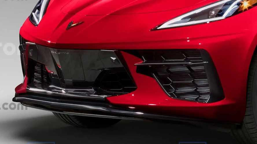 Chevrolet Corvette C8 SUV, il rendering
