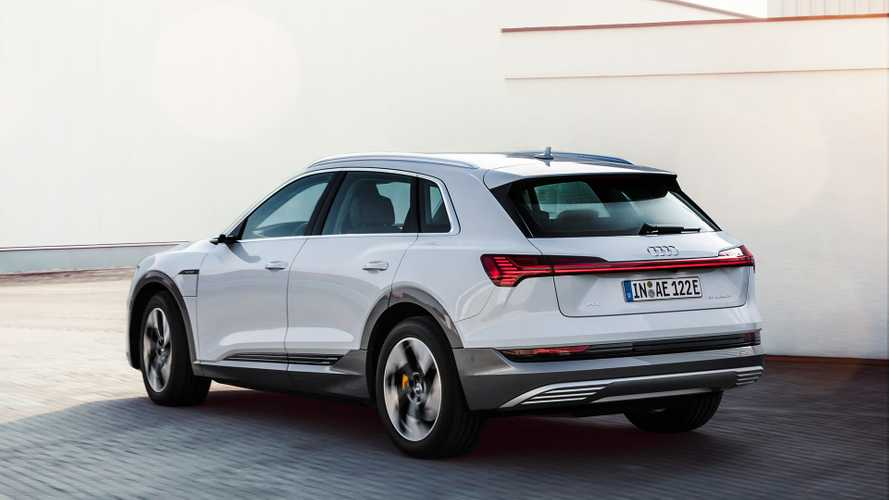 Audi Pauses e-tron Production For 'A Few Days'